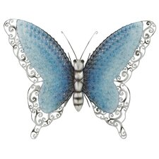 Styled Butterfly Wall Décor