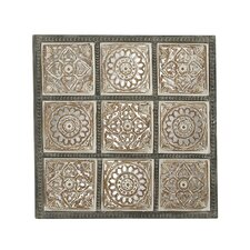 Creatively Designed Panel Wall Décor Set