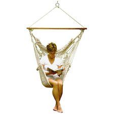 Nishiki Cotton Rope Hammock Chair