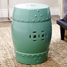 Oua-Tom Ceramic Garden Stool
