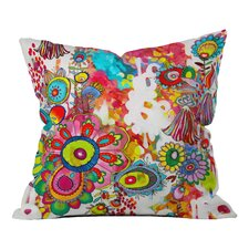 Madrassa Indoor/Outdoor Throw Pillow