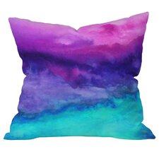 Mouassine Indoor/Outdoor Euro Throw Pillow