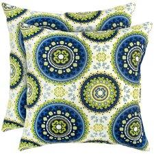 Quaria Throw Pillow (Set of 2)