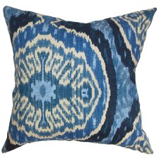 Boumehdi Cotton Throw Pillow