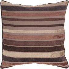 Radad Sparkling Stripe Throw Pillow