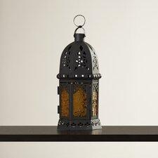Goldenrod Filigree Lantern