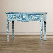 Khalaf Inlay Console Table