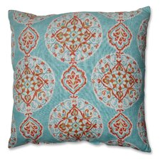 Debbagh Synthetic Floor Pillow