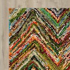Naguib Hand-Tufted Multi Area Rug