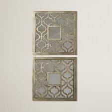 Wall Mirror (Set of 2)