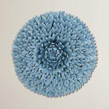 Porcelain Flower Wall Décor