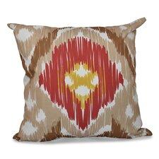 Oliver Original Geometric Outdoor Throw Pillow