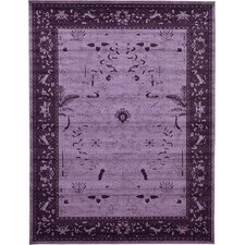 Imperial Purple Area Rug