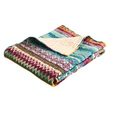 Yesilkoy Cotton Throw Blanket
