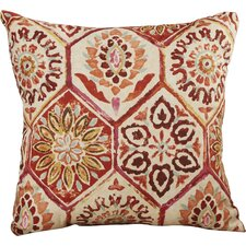 Zutphen Cotton Throw Pillow