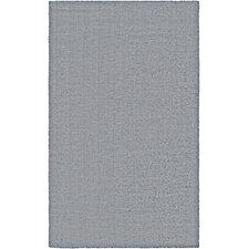 Skoura Hand-Woven Gray/Blue Indoor/Outdoor Area Rug