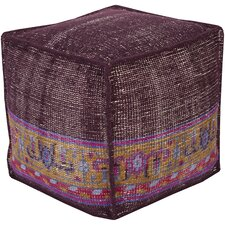 Leander Cube Pouf Ottoman