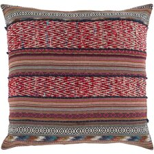 Grafton Recycled synthetic fibers Throw Pillow