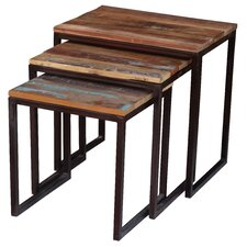 Zara 3 Piece Nesting Tables