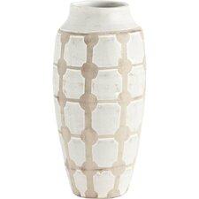 Ceramic Patterned Vase
