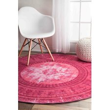 Albidale Pink Area Rug