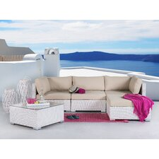 Atchison Deep Seating Sectional with Cushions