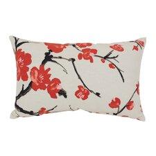 Austin Branch Throw Pillow