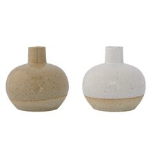 Ceramic Table Vase (Set of 2)