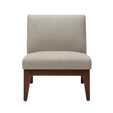 Dazy Slant Back Wood Side Chair