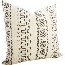 Zoe Mud Cloth Throw Pillow