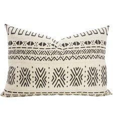 Zoe Mud Cloth Lumbar Pillow