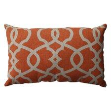 Alberts Cotton Lumbar Throw Pillow