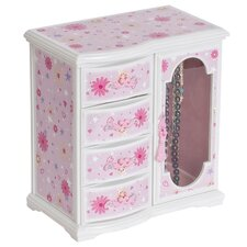 Madelyn Musical Ballerina Jewelry Box