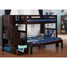 Cascade Twin over Full Bunk Bed
