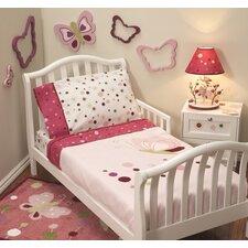Maria 4 Piece Toddler Bedding Set