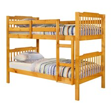 Gulliver Flynn Twin Over Twin Bunk Bed