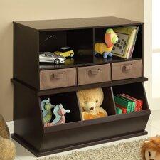 Ever Gabo Wood Storage Bedroom Bench
