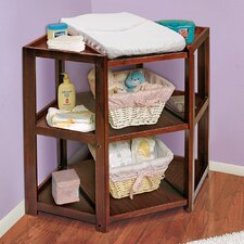 Clementine Diaper Corner Baby Changing Table
