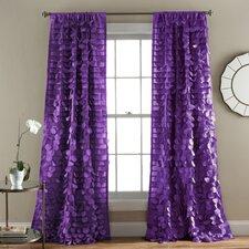Light-Filtering Curtain Single Panel