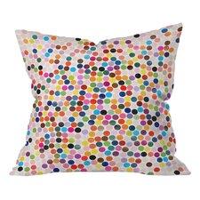 Jaden Christopher Syre Dots Throw Pillow