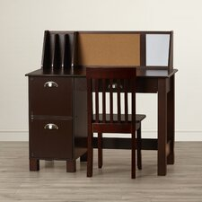 "Megan 35.75"" Writing Desk"