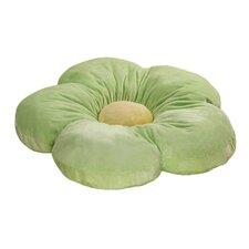 Alpin Daisy Ultra Soft Boa Floor Pillow