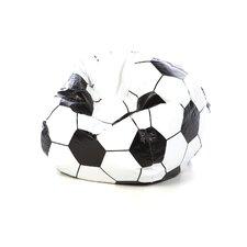 Kierra Soccer Bean Bag Chair