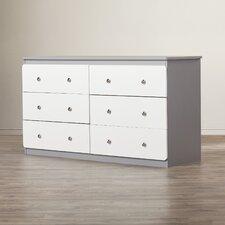 Travis Sedg 6 Drawer Dresser