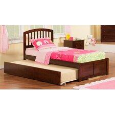 Greyson Platform Bed with Trundle