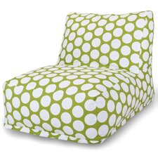 Telly Polka Dot Bean Bag Lounger
