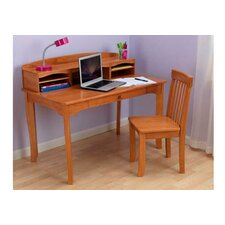 "Mariano 42"" W 3 Piece Writing Desk Set"
