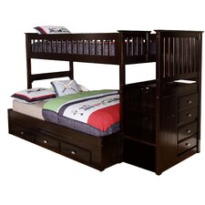 Kaitlyn Twin over Full Bunk Bed