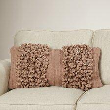 India Rose Throw Pillow