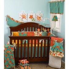 Pearlie 9 Piece Crib Bedding Set